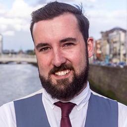 Conor Stitt - Chief Organiser