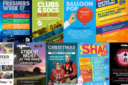 Promotional Materials - GMIT Students' Union