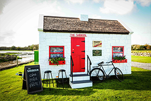 The Shebeen - US & Irish Marketing